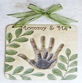 Mommy and Me Craft.. we might do this tomorrow :)
