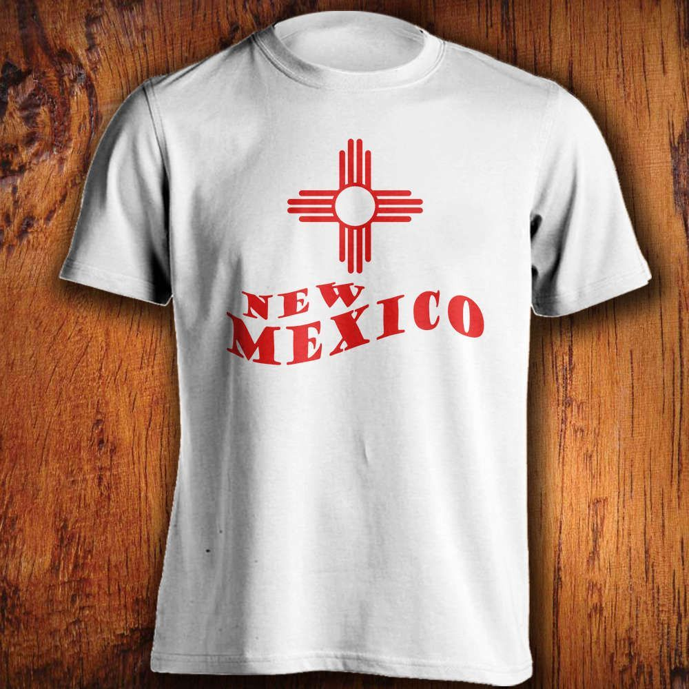 New Mexico Tshirt Mens State Shirt FlagGifts For HimChristian QuotesBirthday