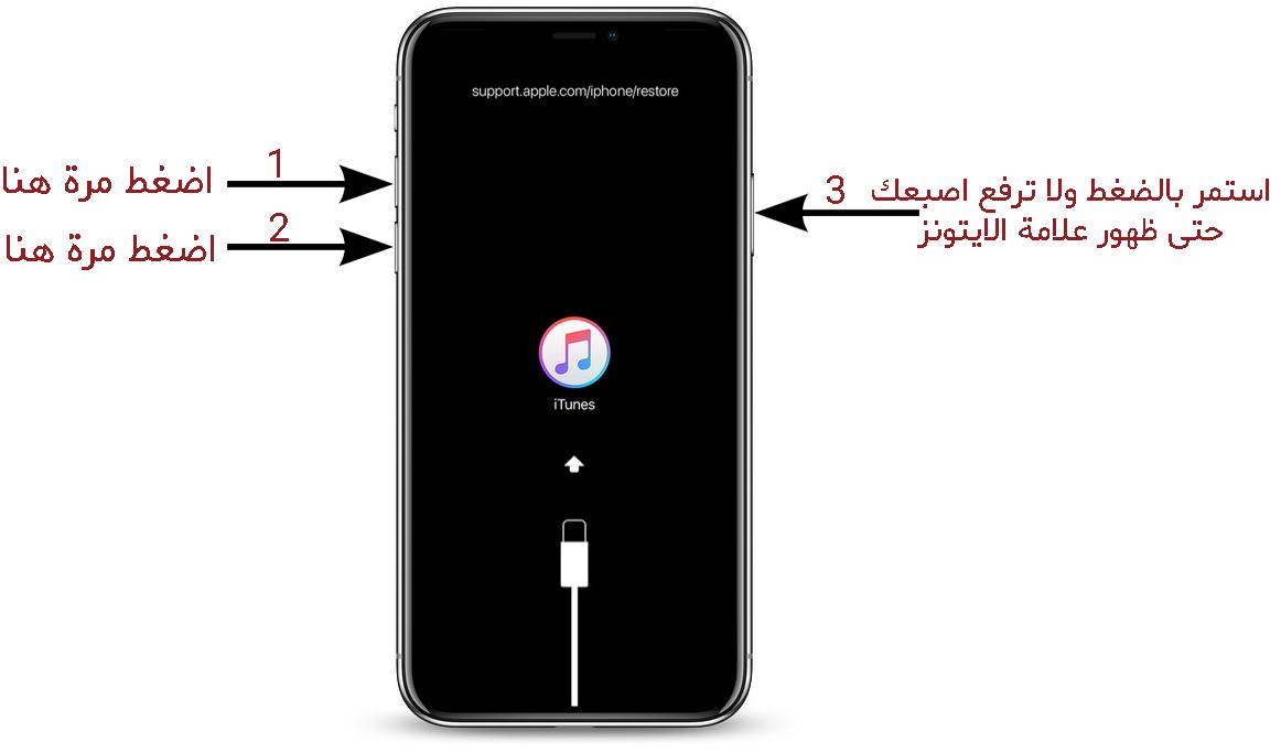 الطريقة الجديدة لوضع الايفون في ريكفري مود Samsung Galaxy Phone Iphone Galaxy Phone
