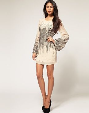 i would kill for this dress! except it's out of stock and even then, it's $200.