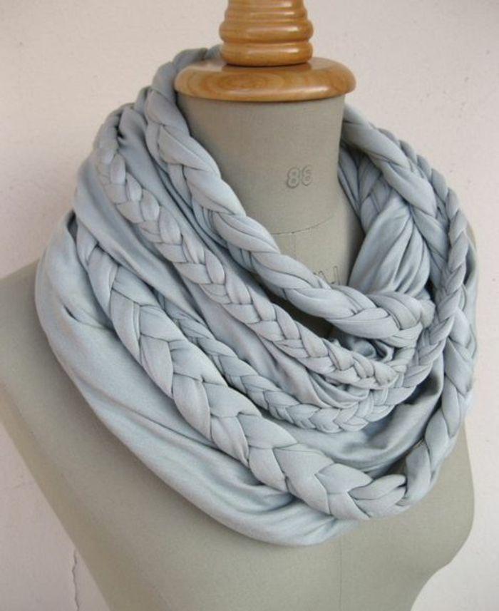 wunderschöner schal - kreative accessoires nähen und stricken ...