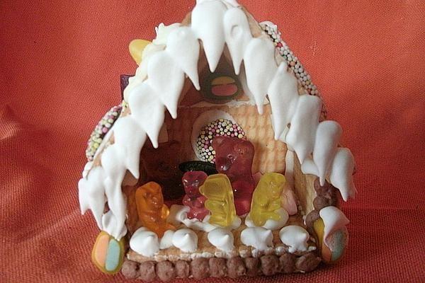 Hexenhaus aus Butterkeksen von SummerJune | Chefkoch