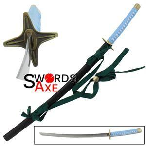 Hitsugaya Toushiro Hyoruinmaru Japanese Anime Sword Japanese Anime Sword Swords Medieval