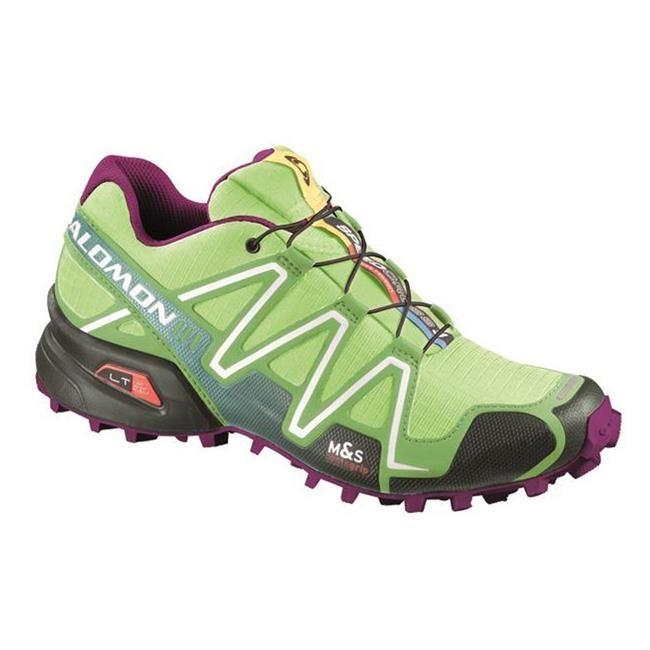 Perfect for winter.. Want!! Salomon Speedcross 3 Firefly Green   Green Bean ea01081e6d
