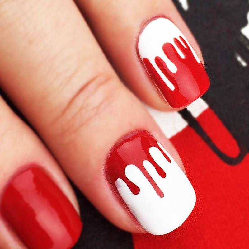 Drip Drops nail art vinyls - incredible nail stencils by Unail ...