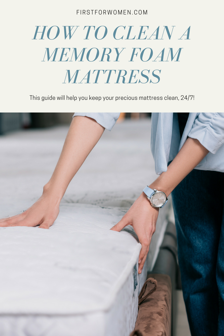 Is There A Difference Between Cleaning A Memory Foam Mattress Versus A Regular One Head On Ov Mattress Cleaning Memory Foam Mattress Cleaner Cool Gel Mattress