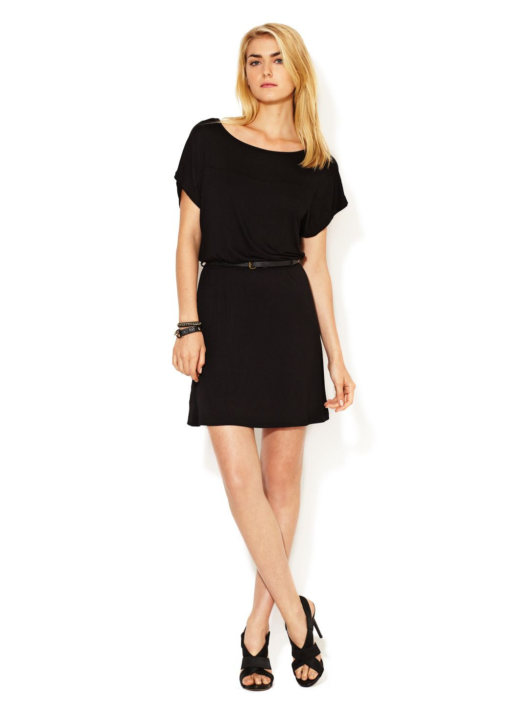 Kingfisher Jersey Belted Dress by Tart at Gilt