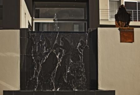 House Joc   Water Fountain    Nico van der Meulen Architects #Water #Contemporary #Architecture