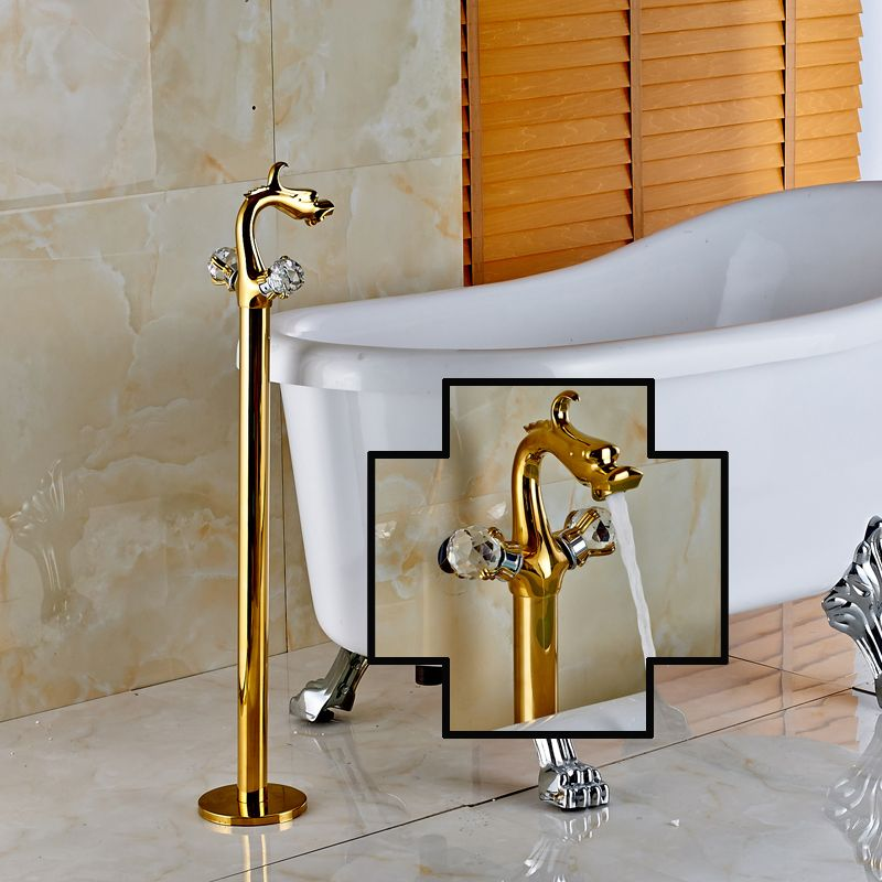 Factory Promotion Best Quality Chrome Finish Golden Finish Dual - Best quality bathroom fixtures