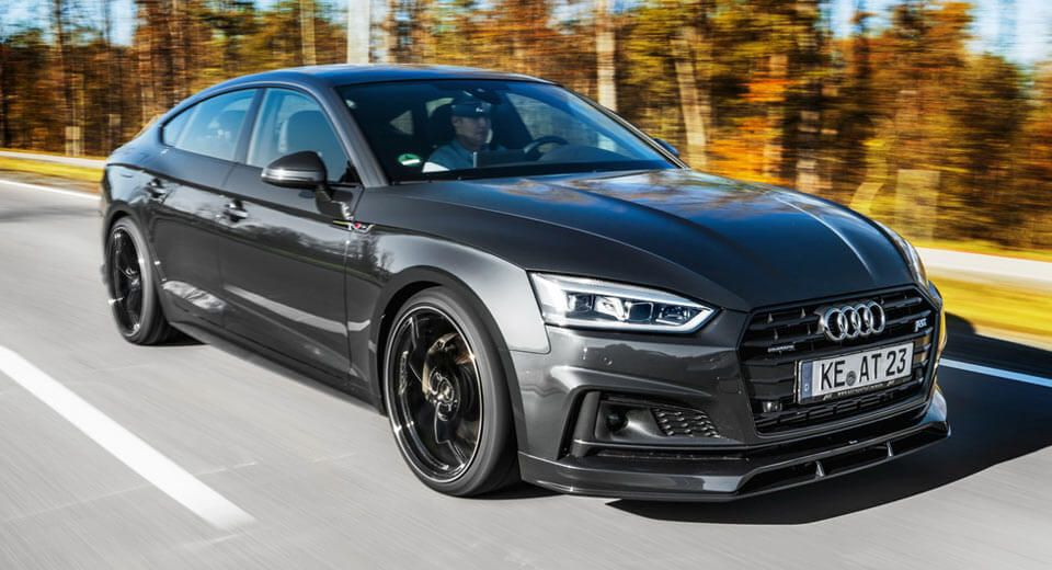 Abt Has Its Way With The Audi A5 And S5 Sportback Models Carscoops Audi A5 A5 Sportback Audi A5 Sportback