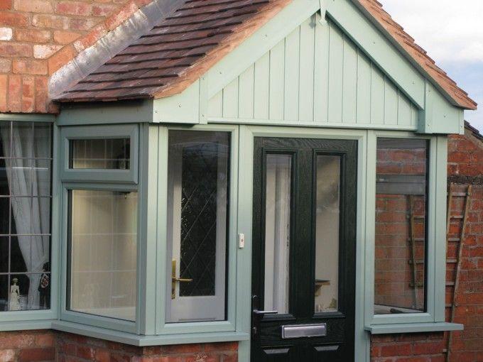 Porches Porch Designs Front Porch Ideas Leicester Replacement