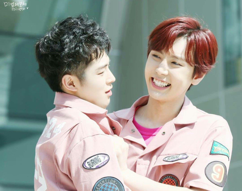 Dawon & Jaeyoon // SF9