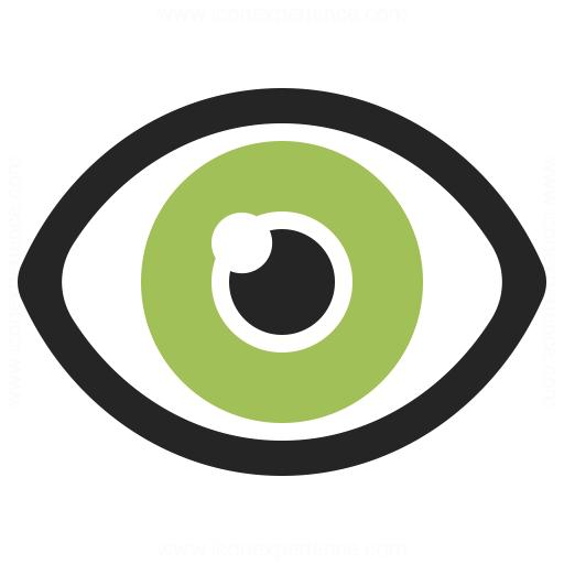 Eye Icon Image Icon Transparent Background