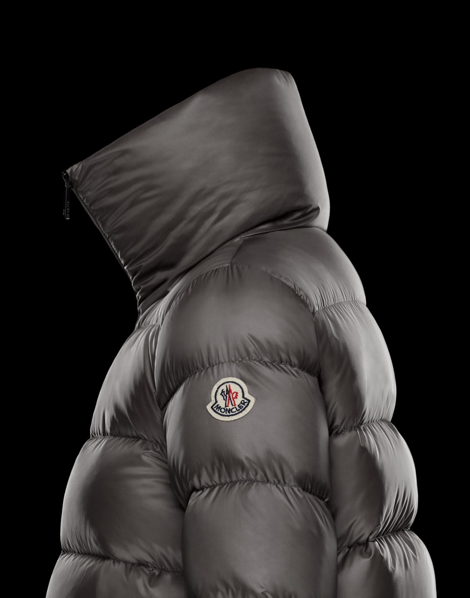 MONCLER Down Jackets 17 18 winter SALIX gray 4 Moncler