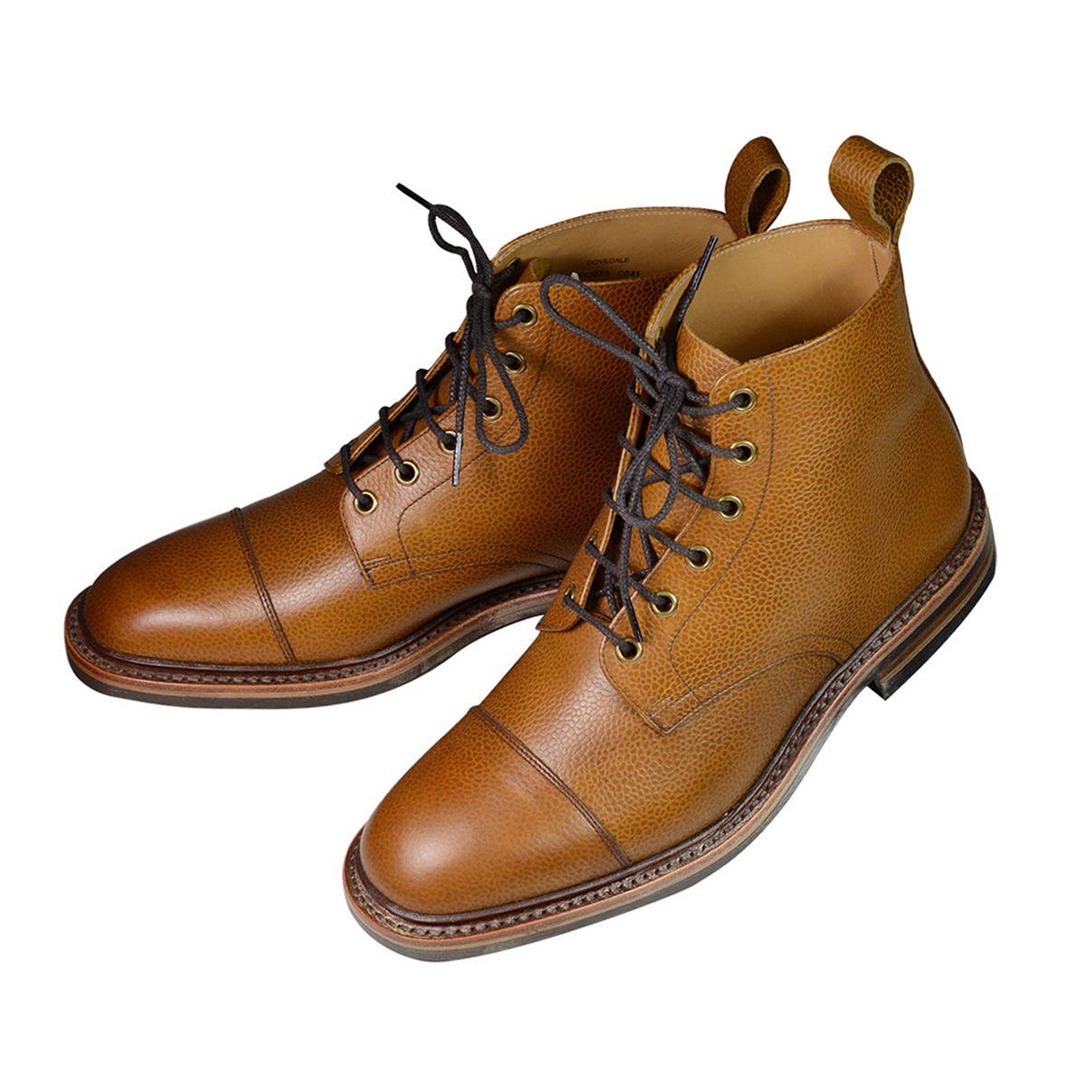 Loake Dovedale Tan Grain 2 Jpg Dress Shoes Men Boots Oxford Shoes