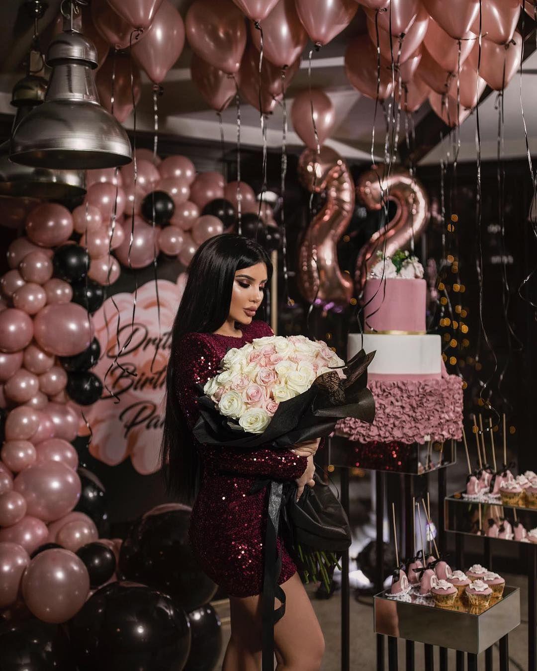 Pin By Taj Determination Mil On Moms Birthday 21st Birthday Decorations 18th Birthday Party Birthday Decorations