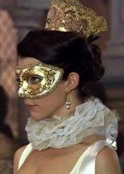 Anne Boleyn. (The Tudors) she was perfect in the role. natalie dorman i think.