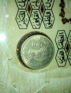 880 Koleksi Uang 100 Rupiah Gambar Rumah Gadang HD Terbaik