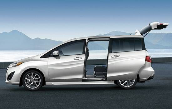 2018 Mazda 5 Minivan Mini Van Best Family Cars Honda Odyssey