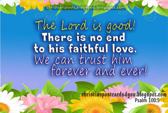 Good Morning Sunday Bible Verses : Religious sunday good morning christian postcard god is