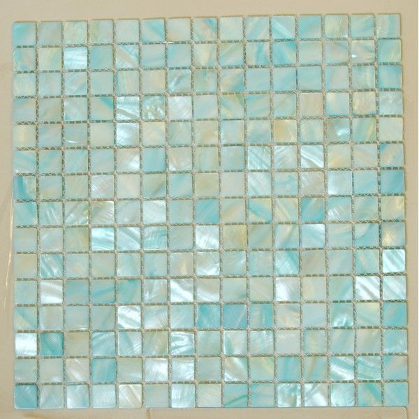 Iridescent Blue Gl Tile Google Search