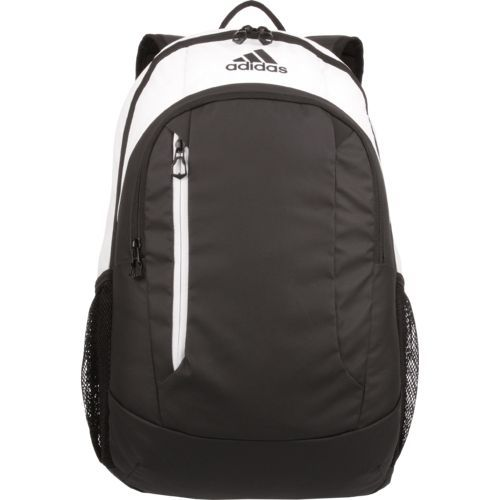 96303d32f4 The adidas™ Mission Backpack is made of 600D polyester and features  LoadSpring™ shoulder straps.