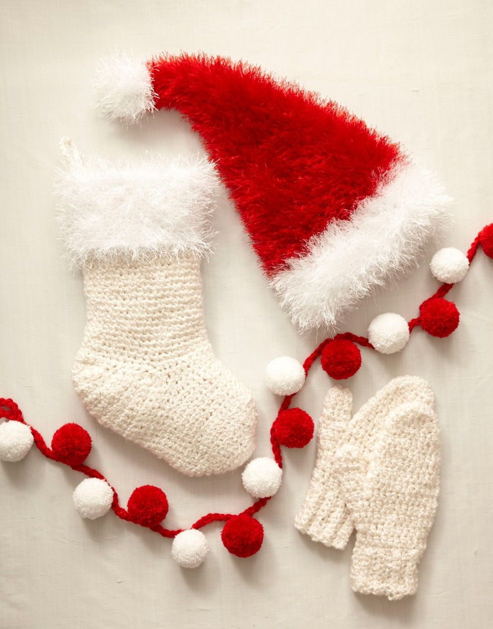 Snow Day Stocking (Crochet) | Crocheting | Pinterest | Picasa
