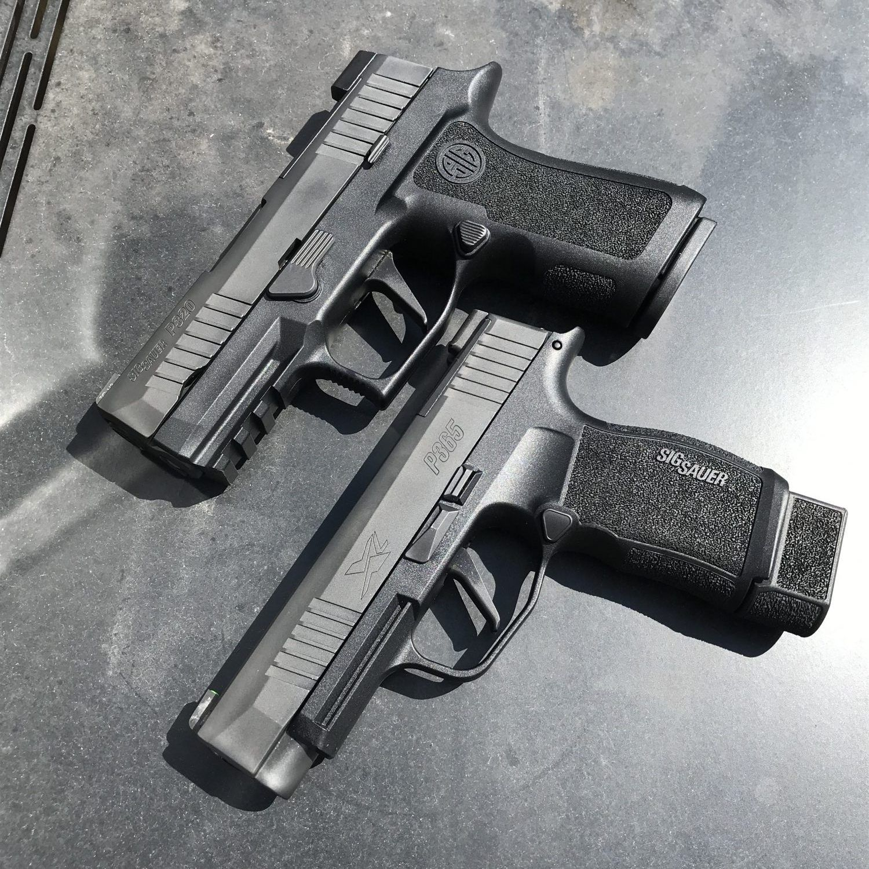 SIG Faceoff SIG P365 vs vs P365 XLThe Firearm