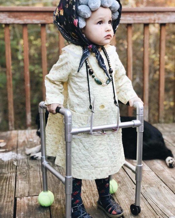 Granny costume size 5T