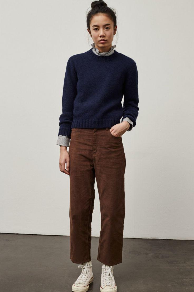 Lieben Sie diese Farbpalette #style #sweater #converse #fashion #topknot -