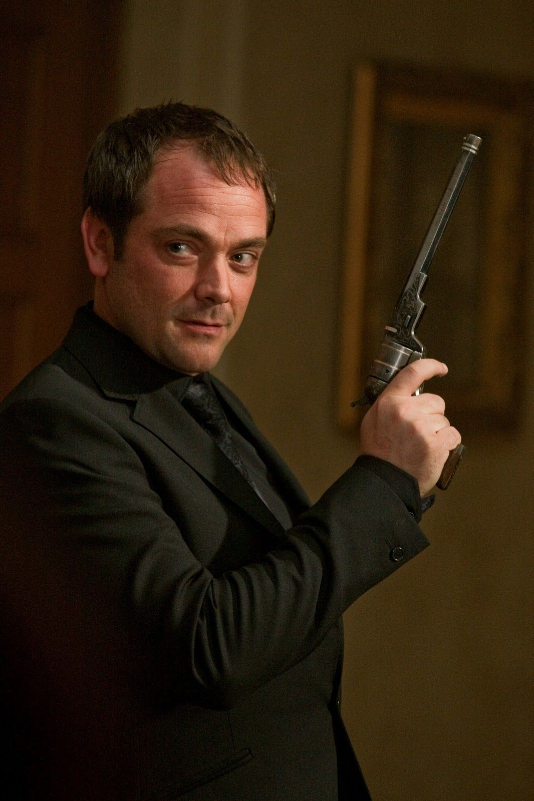 Watch Mark Sheppard (born 1964) video