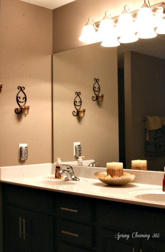Finishing Touches when Cleaning the Bathroom Light switches Door knobs Toilet paper holder Towel racks & Finishing Touches when Cleaning the Bathroom: Light switches Door ... pezcame.com