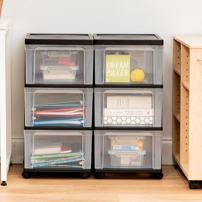 Rebrilliant Alanson 3 Drawer Storage Chest | Wayfair