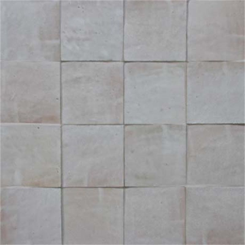 Fez Tiles in Desert White Color, 4 inch by 4 inch square tiles ...