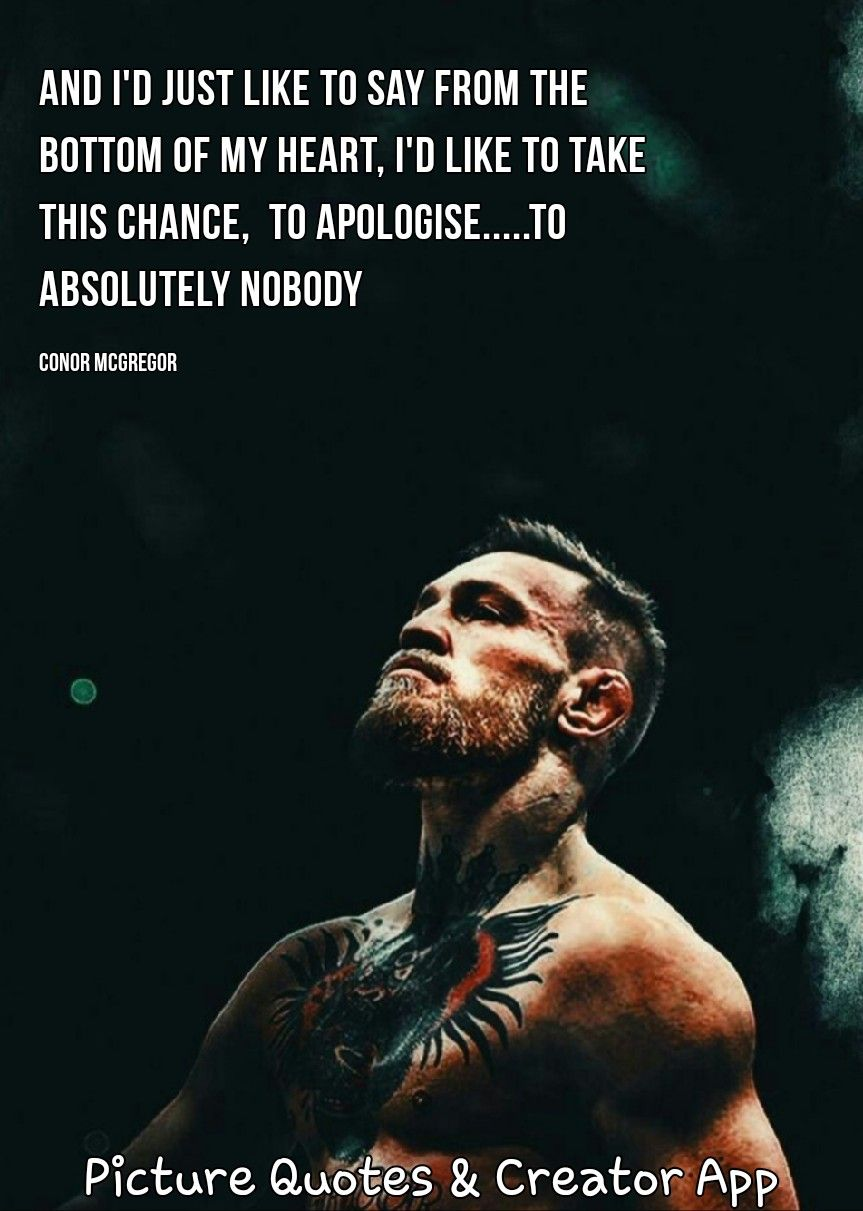 Pin By Kemenes Bontond On Why I Love Conor Mcgregor Conor Mcgregor Quotes Picture Quotes Mindset Quotes