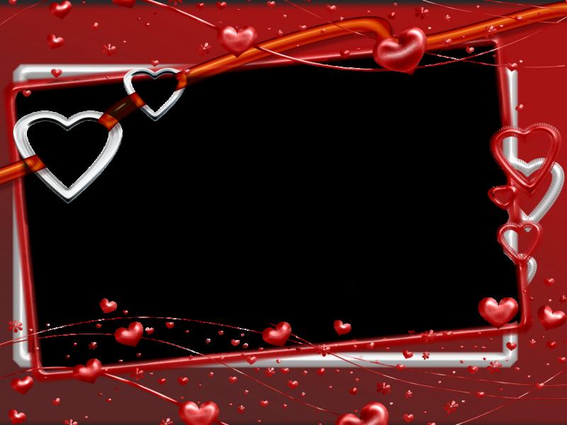 Marco foto san valentin 015 plantillas corazones pinterest - Marcos de corazones para fotos ...