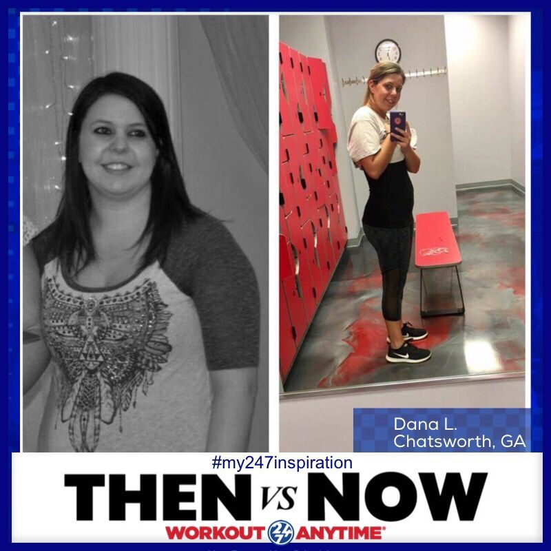 Member Spotlight Anytime Fitness Workout Female Trainers