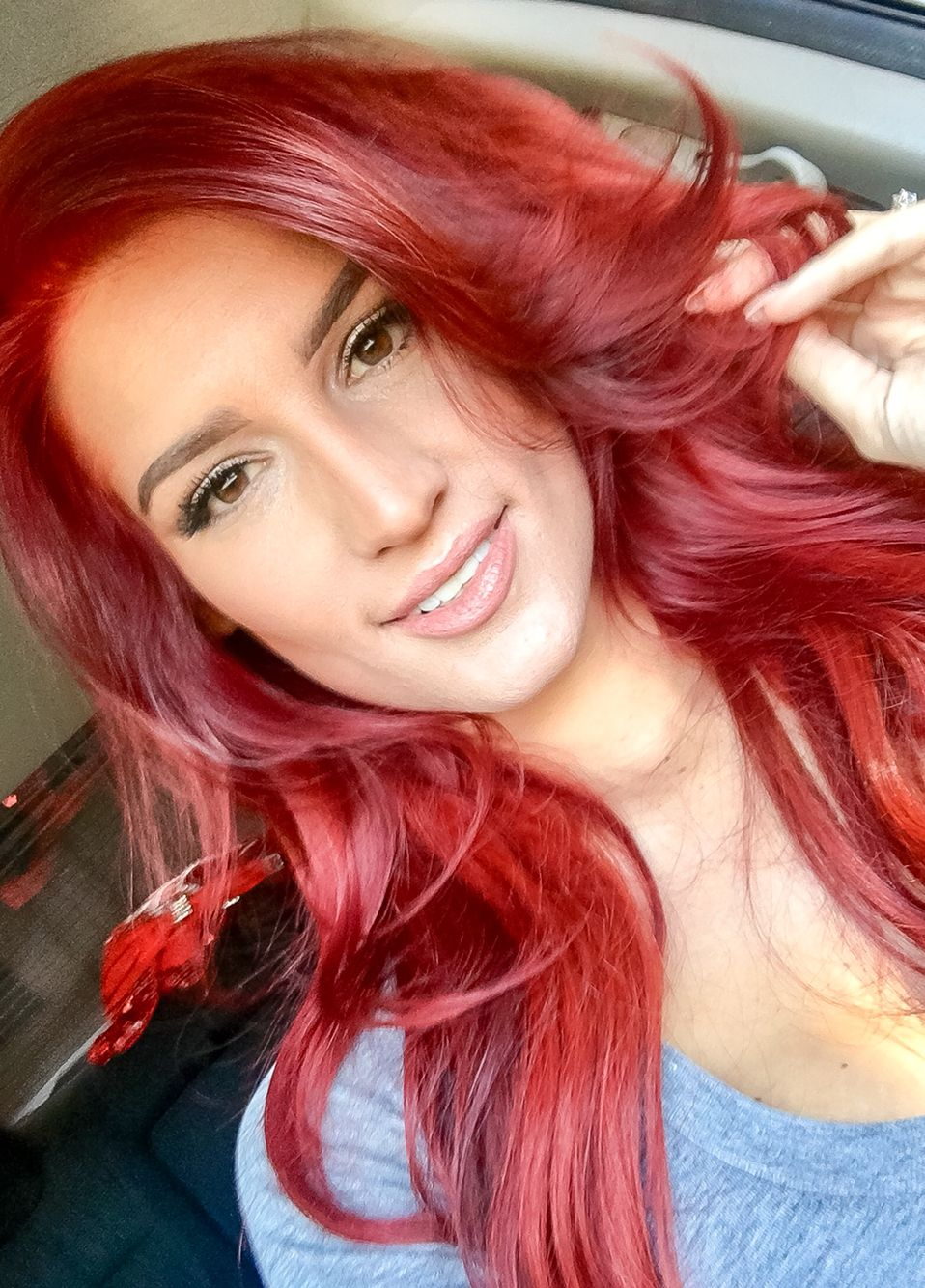 red hair sally beauty supply chroma