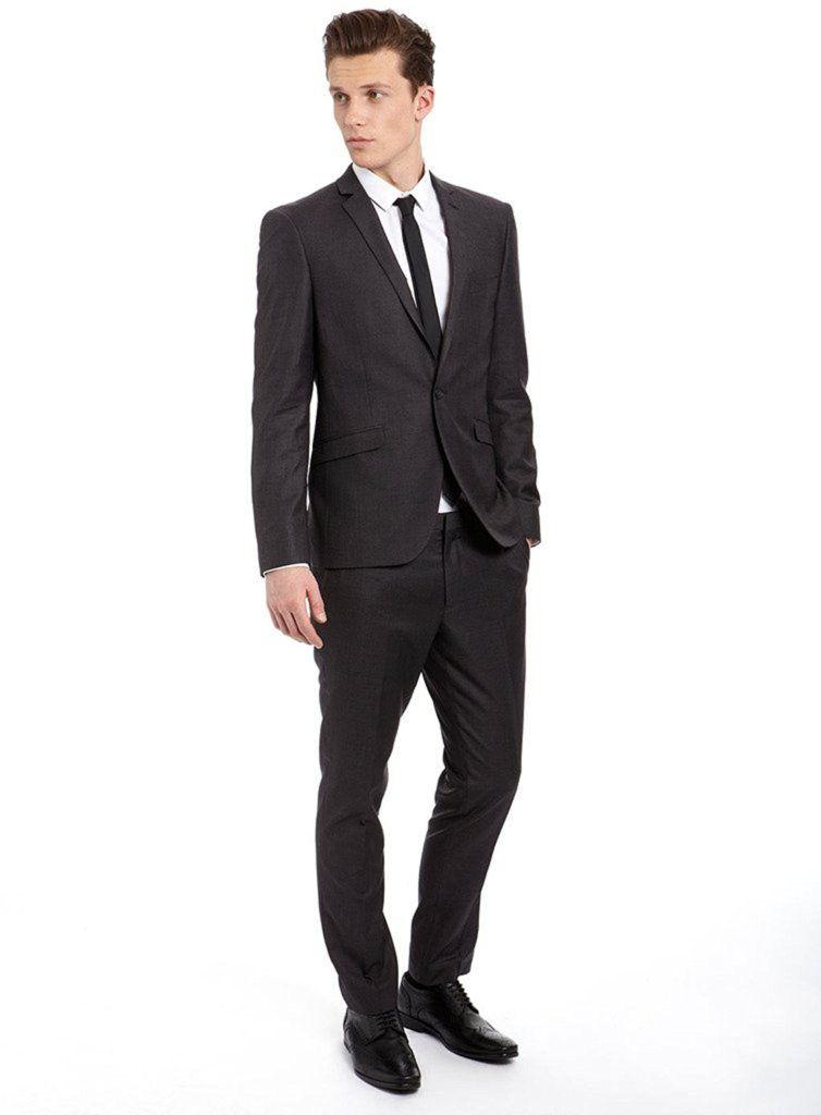 8eedbe9b4a3 Raymond s Black Wool Suit Fabric UnStitch Fabrics For Suit