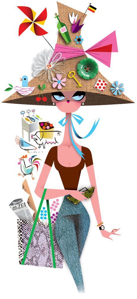 Das Kannst Du Dir An Den Hut Stecken! On Behance