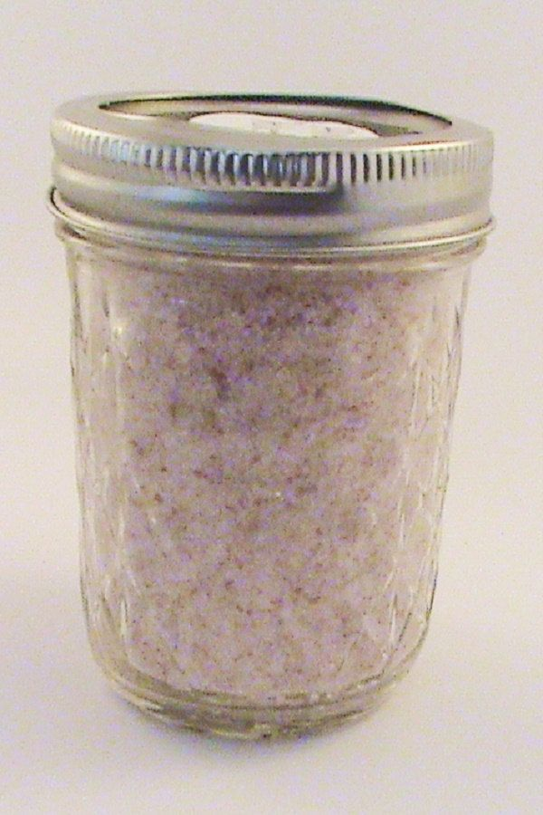8 oz Jar Relaxing Dead Sea Salt Blend Bath Salts with Essential Oils-Lavender Essential Oil, Chamomile Essential Oil, Chronic Pain Releif, by sweetpeacejewelry on Etsy