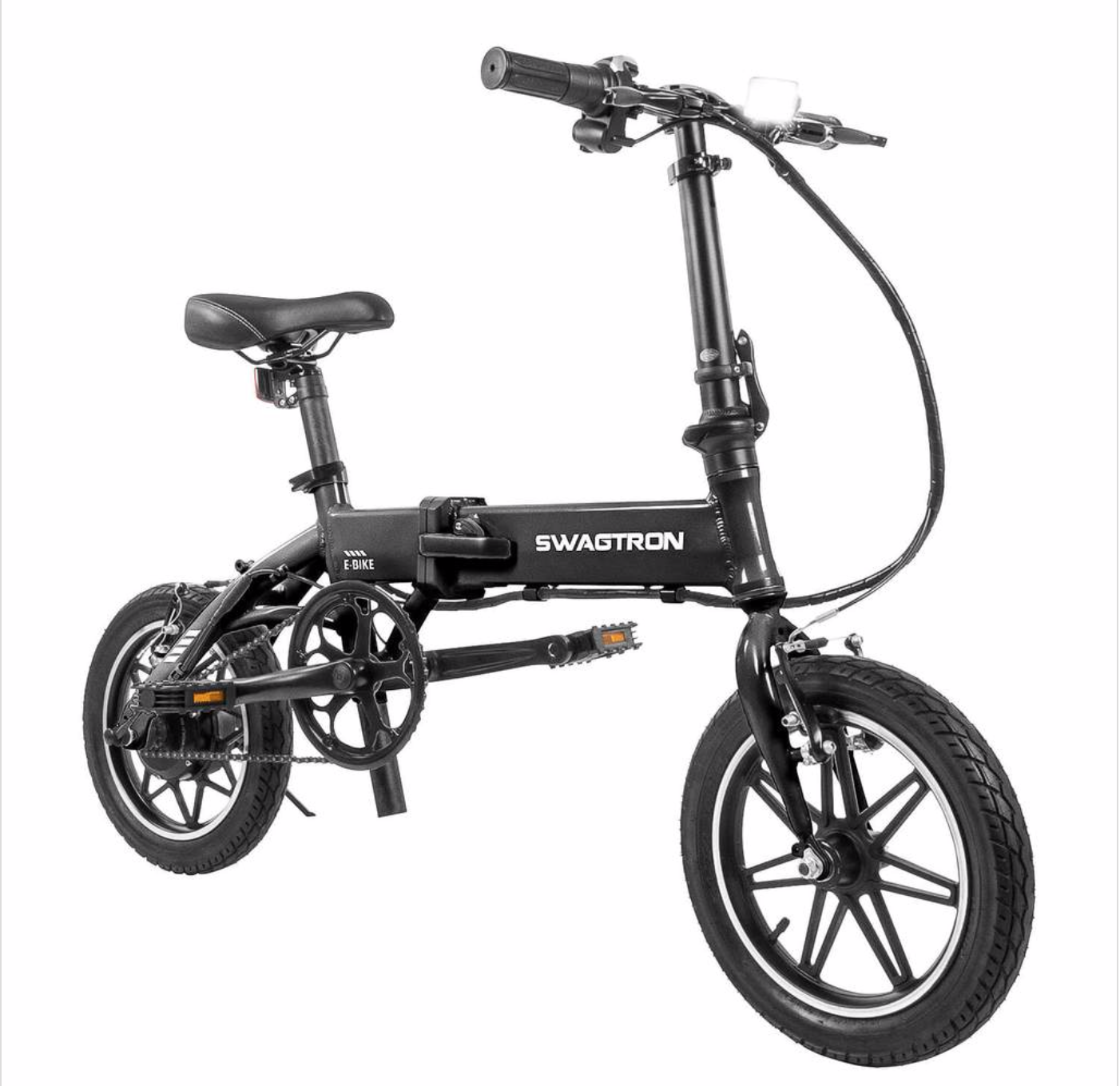 Swagtron Eb5 Folding Electric Bike Folding Electric Bike