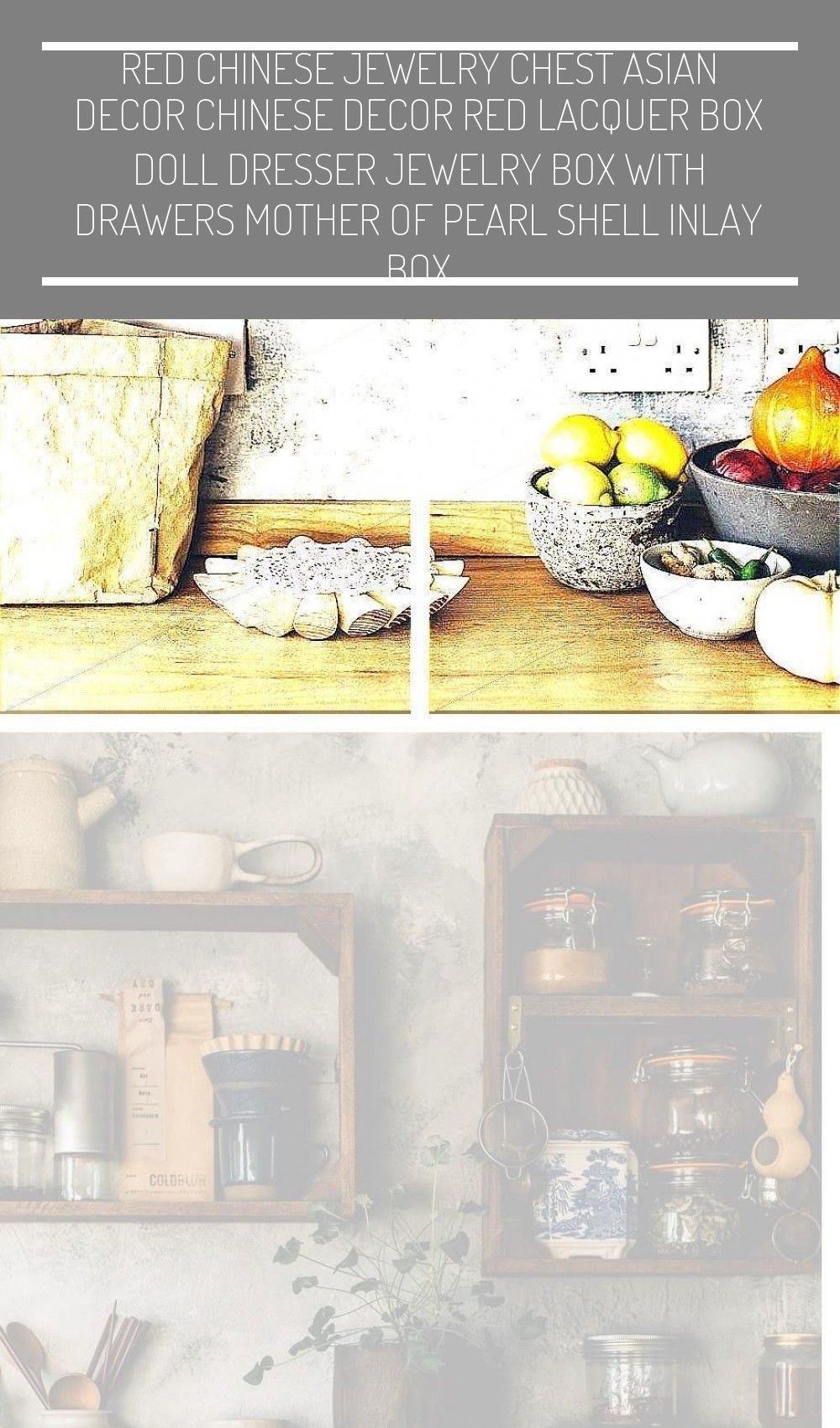 Photo of Asian Decor | Red Kitchen Themes | Cafe Kitchen Decor Accessories #asian decor r…