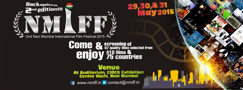 Awards for Love at First Sight completes a half century! LAFS was awarded Best Screenplay Award and Runners up award for Best Film in Fiction on 31st May 2015 at the Navi Mumbai International Film Festival that took place at Vashi taking the award count to 51. Since the director Mark Playne was not present at the festival, Bhakti Sakpal (the lady in pink saree) collected the awards on his behalf. Here is the video of the festival: https://www.youtube.com/watch?v=O1Ghlr9EfXs&feature=youtu.be