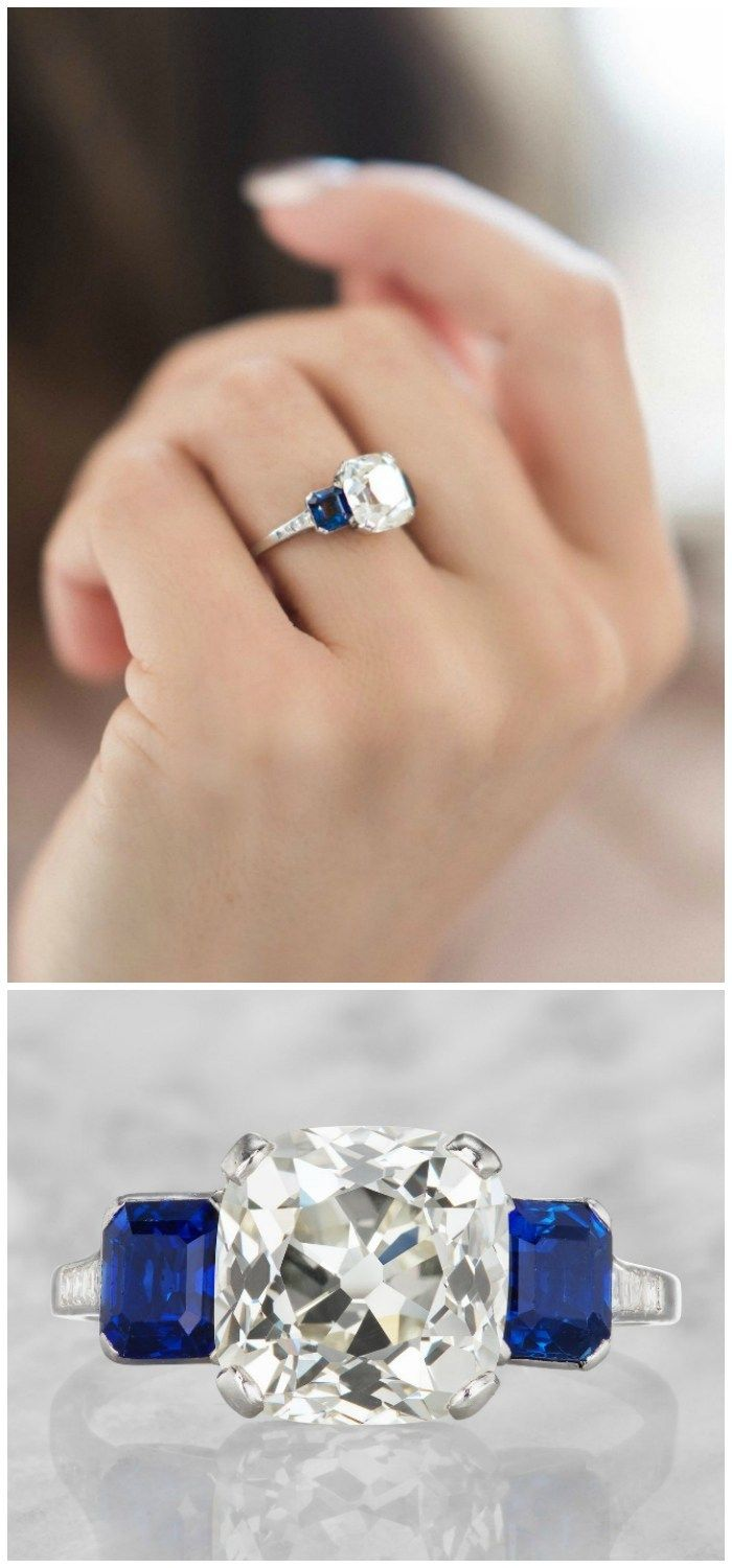 12 vintage engagement rings from Victor Barbone  - Art deco engagement ring, Vintage engagement rings, Antique engagement rings, Beautiful jewelry, Deco engagement ring, Vintage engagement - Are you on the hunt for a truly special vintage engagement ring  Victor Barbone has some of the best around  Let's take a look at some of their best