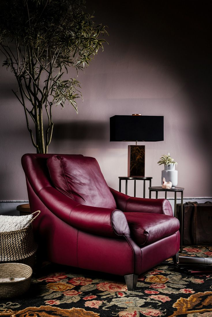Made In Italy Leather Luxury Contemporary Furniture Set: Classic Leather Italian Designer Armchair In 2019