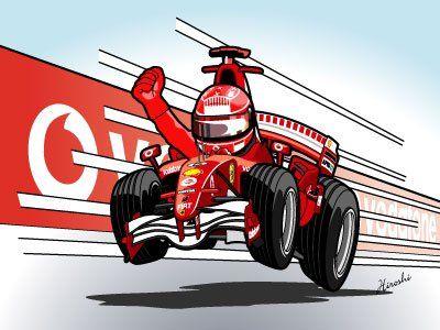 Ferrari Cartoon Com Imagens Ferrari Auto