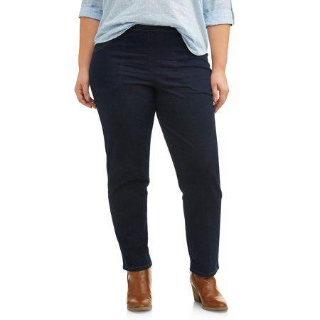 Plus size petite womens slacks — photo 7