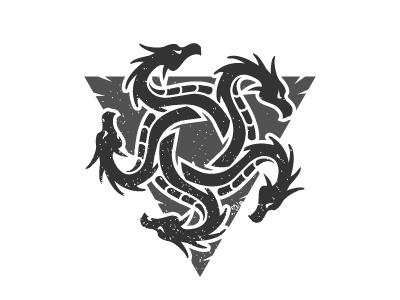 Hydra Logo Monster Artwork Hydra Mythology Monster Tattoo