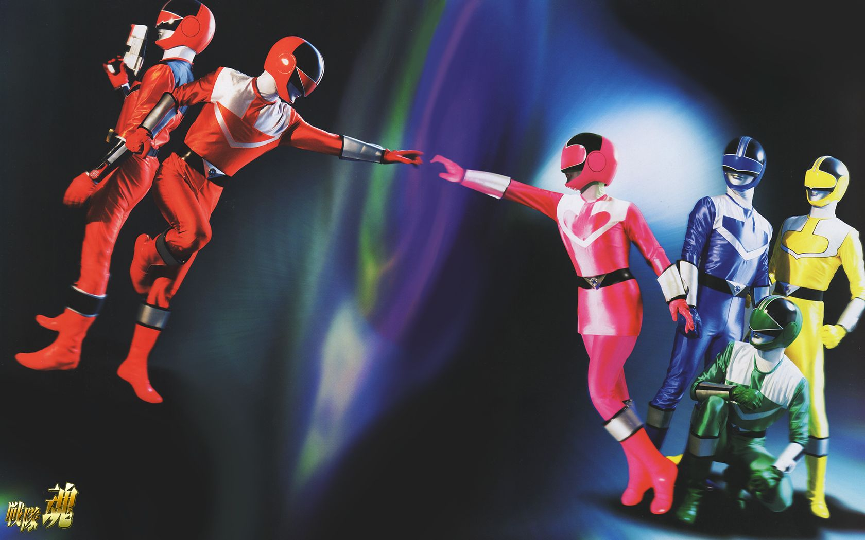 Timeranger Power Rangers Time Force